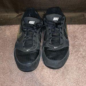 Black Nike Airs